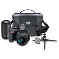 Nikon D3500 单反相机 18-55mm + 70-300mm 双镜头套装