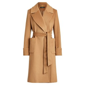 Ralph Lauren焦糖色热卖款大衣
