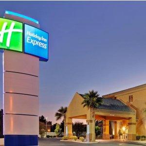 $109/晚含早餐拉斯维加斯 Holiday Inn Express 劳动节日期好价