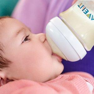 $19.97 (原价$28.99)Philips Avent 新安怡宝宝防胀气奶瓶 9oz x3个装