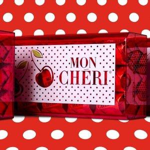 £6起收 费列罗出品必属精品Mon Cheri 零差评樱桃酒心巧克力热促 再不吃要停产了