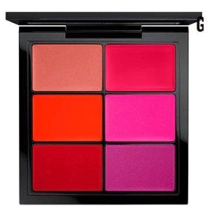 送价值$21的唇部彩盘限今天:MAC Cosmetics官网 任意单满$40享优惠
