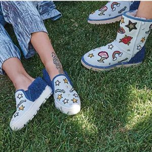 New ArrivalsFashion Baby: Patch It Crazy @ UGG Australia