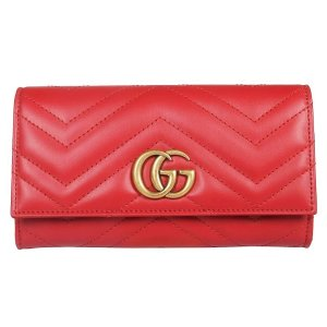 Gucci GG Marmont Wallet @Italist