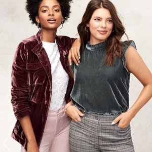 40% Off $40+ Get SweatersLOFT Women's Clothing on Sale