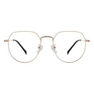 GlassesshopGus Oval - Rose Golden