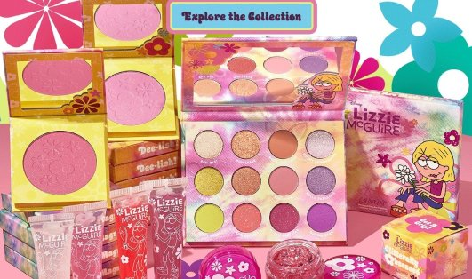 Colourpop x Disney 合作彩妆发售Colourpop x Disney 合作彩妆发售