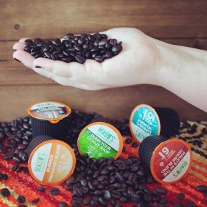 $2.99ORGANIC, FAIR TRADE COFFEE PODS SAMPLE – 16CT