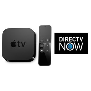 $140New Customers: DirecTV Now 4-Mo. Prepaid + 4K Apple TV