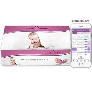 Easy@Home 排卵试纸100个+早早孕验孕试纸20个