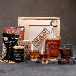 Whiskey Connoisseur Crate