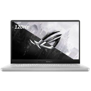 $1149.99 120Hz IPS折扣升级:ROG Zephyrus G14 创作者PC (R9 4900HS, 2060MQ, 16GB, 1TB)
