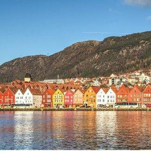 From $379Washington DC To Bergen Norway Round Trip Flight