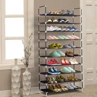 HERRON 10层简易鞋架 可放置50双鞋