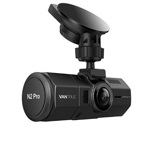 N2 Pro Uber Dual Dash Cam