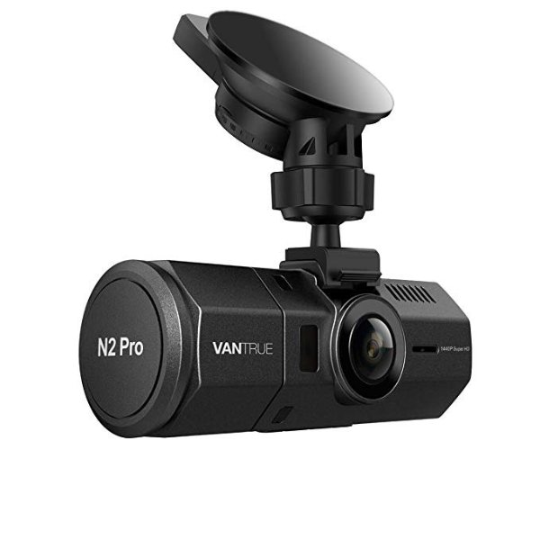 N2 Pro 1080p双向 / 2K 行车记录仪