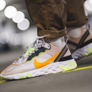 3.3折起 $65收React运动鞋折扣升级:Nike 复古运动潮流 $24收渔夫帽 $57收运动鞋