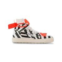Off-White striped 3.0 运动鞋
