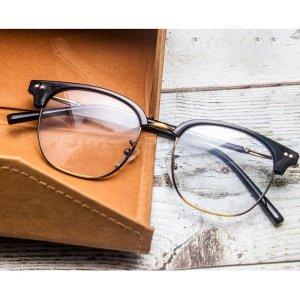 VK 51021 Browline Glasses