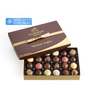 超值价¥282Godiva 黑松露巧克力礼盒 24粒装