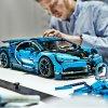 布加迪 Bugatti Chiron 超跑 - 42083 | 机械组系列