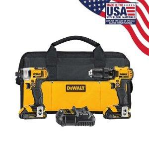 $79DEWALT 20-Volt Max 2-Tool Power Tool Combo Kit