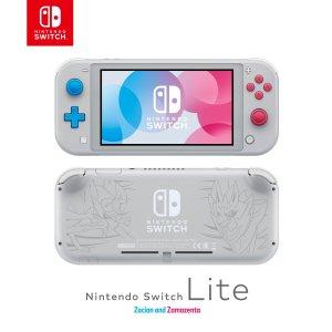 $199.96 预售开启Nintendo Switch Lite《宝可梦 剑/盾》限定版