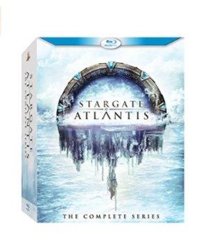 $34经典科幻:《星际之门:亚特兰蒂斯 》 蓝光全集