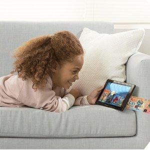 $2.99/三个月会员+免费Disney儿童耳机Amazon FreeTime Unlimited 全功能儿童订阅服务