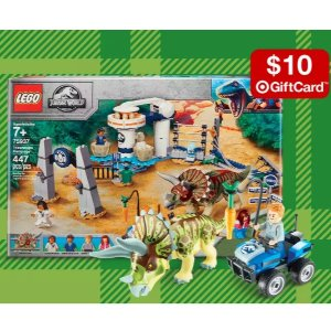 Spend $50 Get $10 GCTarget LEGO Sale