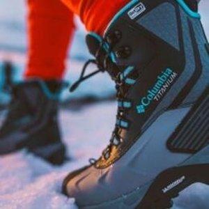 低至2折Columbia雪地靴等男女鞋履热卖 陪伴你的寒冷冬季