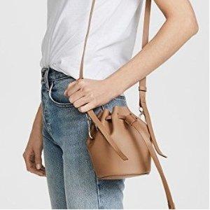 ZAC Zac Posen Belay Mini Drawstring Bag@Amazon.com