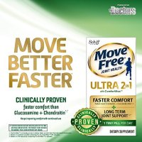 Schiff 最新款 Move Free 维骨力 Ultra 2in1 Comfort Max 60粒