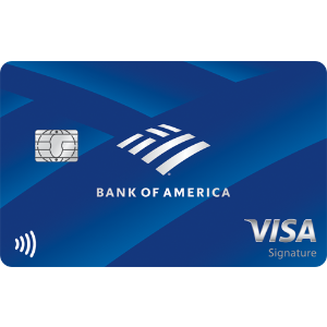 25,000 Online Bonus Points OfferBank of America® Travel Rewards credit card
