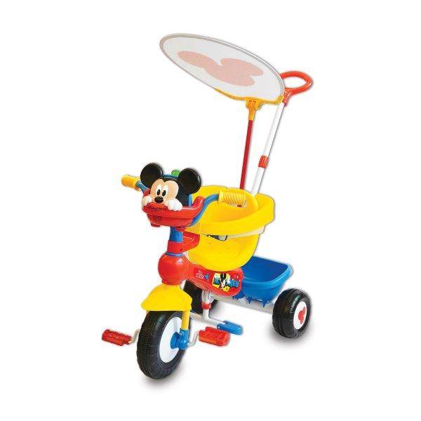 儿童推行脚踏车