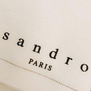 低至5折 向日葵T恤€47.5Sandro Last Chance区上新 法风针织小外套、连衣裙全美翻了