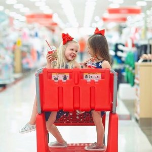 Today Only: Free $10 Gift CardWhen You Spen $40 on Grocery Catalog @Target
