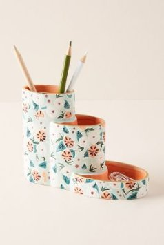 Beatrice Pencil Cup | Anthropologie