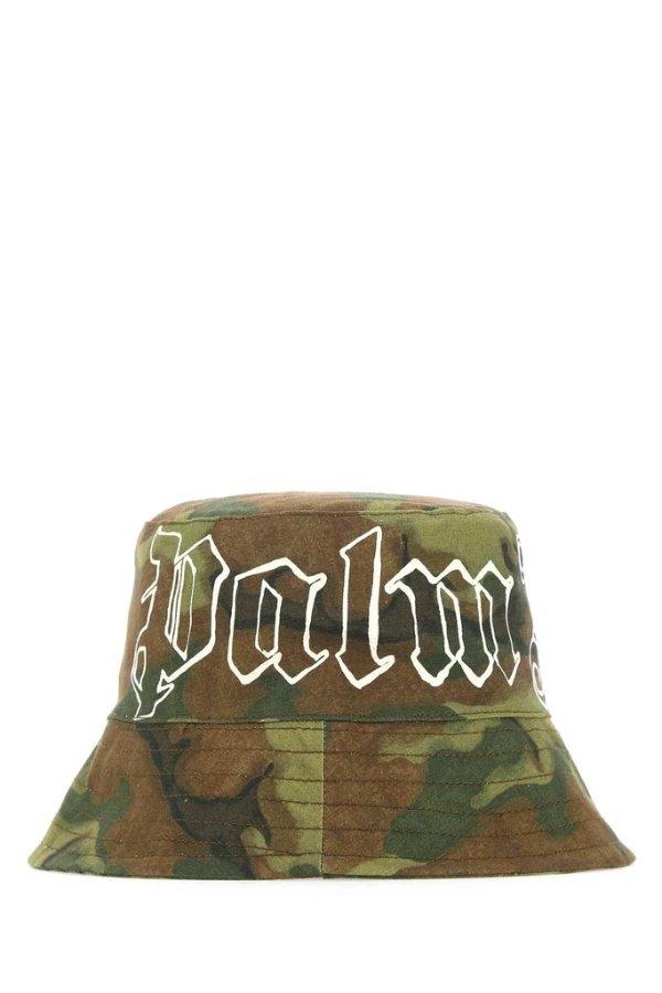 Camouflage 渔夫帽