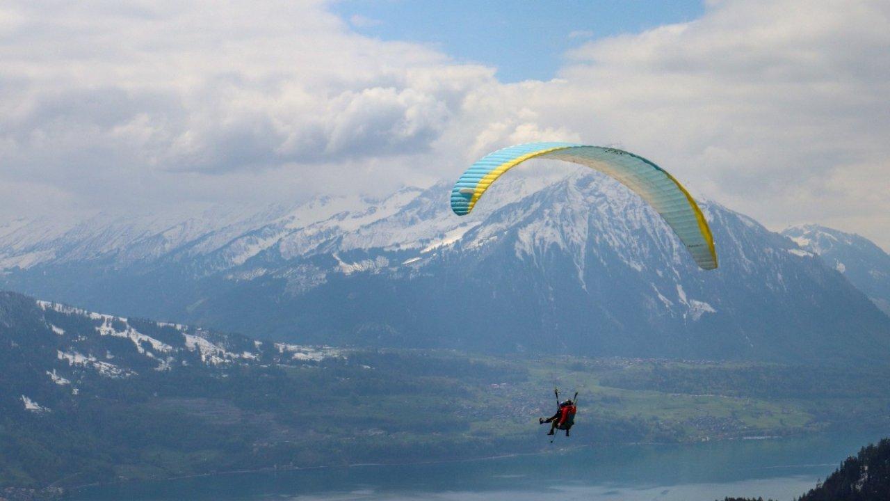 极限运动爱好者快来看,法国人都喜欢去这些地方玩滑翔伞parapente!