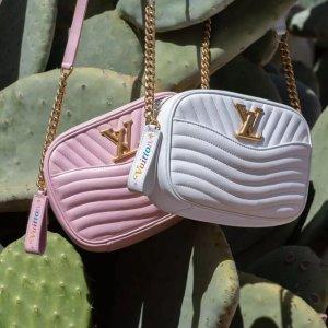 长款拉链钱包$961 丝巾$414上新:24S官网 Louis Vuitton经典单品  封面相机包$1000+