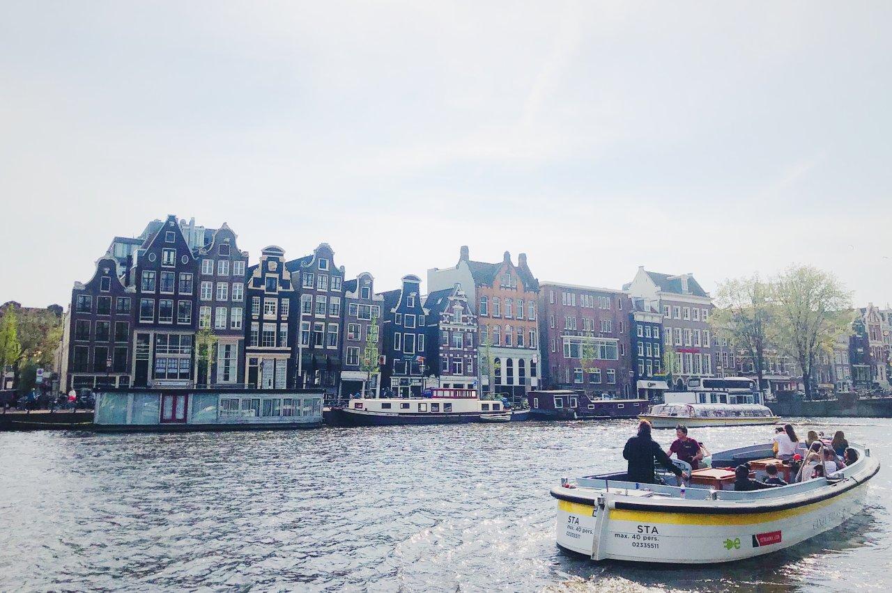 👧🏻烧卖&蛋挞👶🏻去旅游 - 阿姆斯特丹 / 海牙