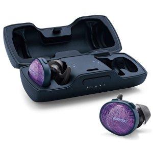 $169(原价$249)限今天:Bose SoundSport Free 无线耳机