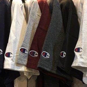 3件$24+包邮 单件低至$6白菜价:Champion Jersey 经典男款T恤 多色可选