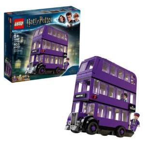 $39.97包邮(原价$49.99)LEGO 哈利波特骑士巴士 403块积木搭建 75957