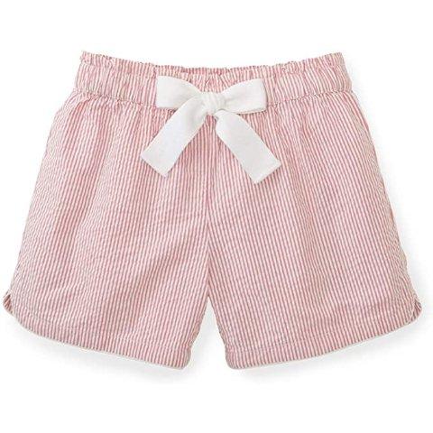 Hope /& Henry Girls Pull-On Woven Short