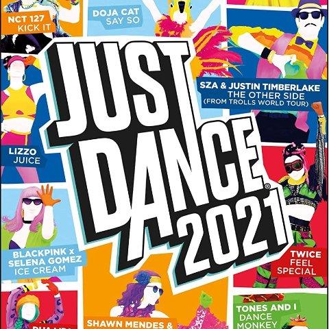 $29.95(原价$59.96)春节全家欢:《Just Dance 舞力全开2021》