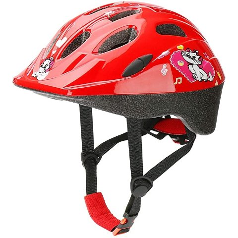 Hot Kids Bike Helmets Boys Girls Cycling Skating Sport Safety Light Helmet UK