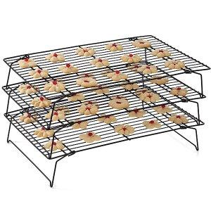 $8.97Wilton 可折叠3层烘焙冷却置物架