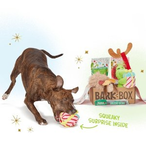 Last Day: Free Extra Toy Each MonthWith the Purchase of a 6- or 12-Month Subscription @ Barkbox